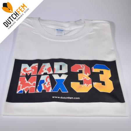 tshirt madmax wit
