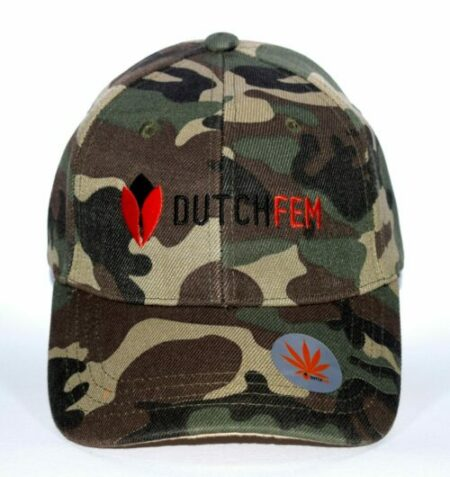 cap army front